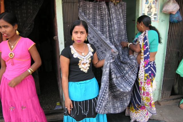 Reporter's Notebook: Inside the Brothels of Mumbai
